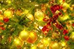 12月ネイルデザイン!クリスマスネイルは派手に華やかに